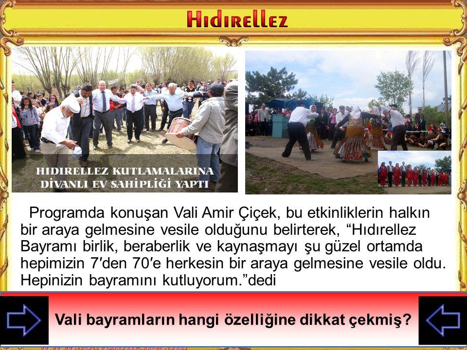 Rize'ye bağlı Akdere köyün- de, Kurban Bayramı'nda dönme dolap şenlikleri düzenlenir.Köy meydanına kurulan dolabın horonlar eşliğinde açılmasıyla başl