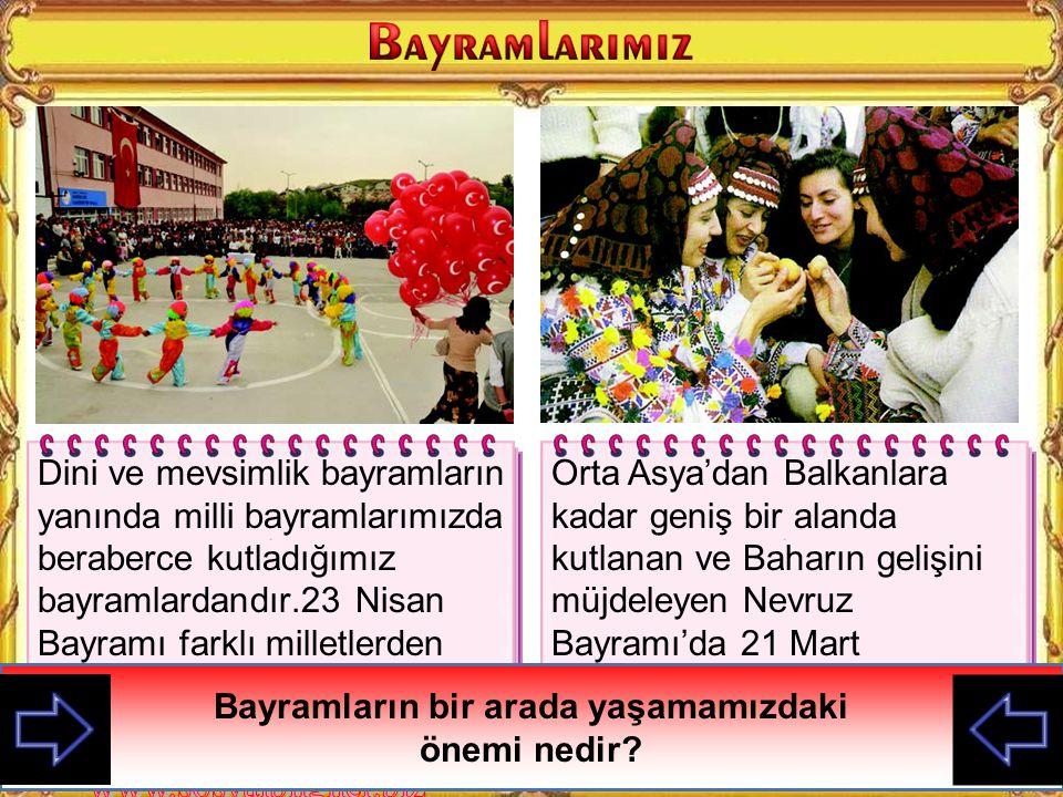 Anadolu geleneğine göre Hızır ve İlyas Peygamberin buluşup, baharın gelişini müjdelediği gün olarak kabul edilen 6 Mayıs Hıdrellez Kültür ve Bahar Bay