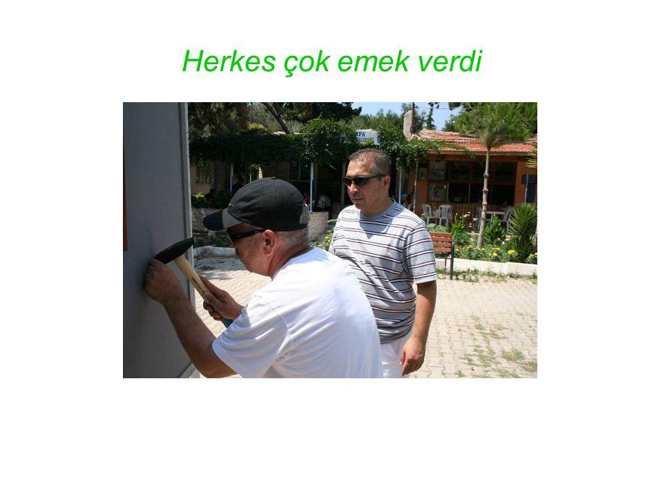 Sergiyi Dr. Turhan GAZİOĞLU hazırladı