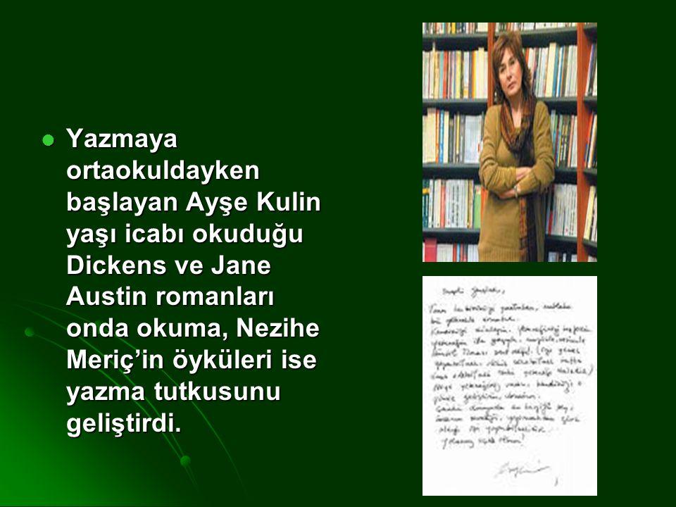2002 yılında Nefes Nefese isimli romanını yayımladı.