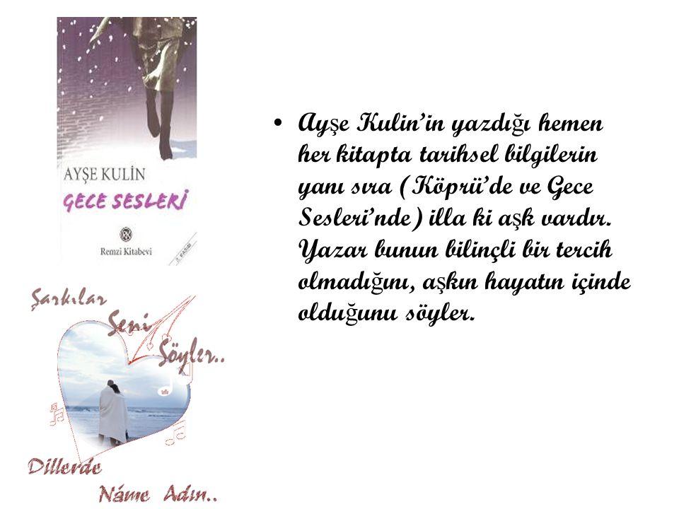 Ayşe Kulin'in Erzincan Valisi Recep Yazıcıoğlu'nun, hayatını, yaptıklarını, başarılarını anlattığı 'Köprü' adlı romanı günümüzde diziye uyarlanmıştır.