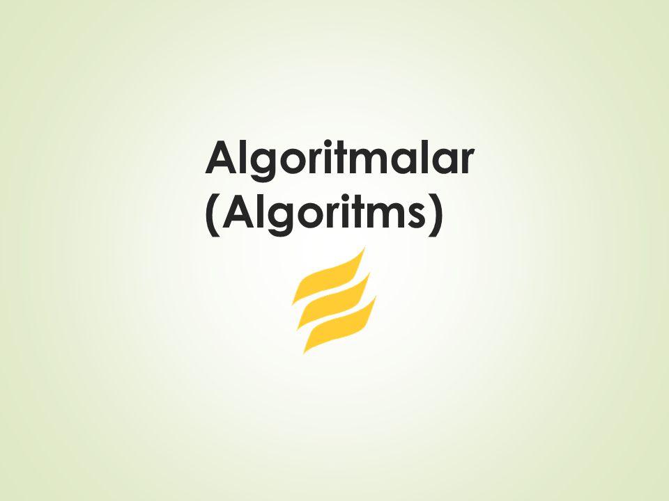 Mantıksal İşlem Sonuçları SonuçRakam olarak Bilgisayar Dilinde Doğru 1 True(1) Yanlış 0 False (0)