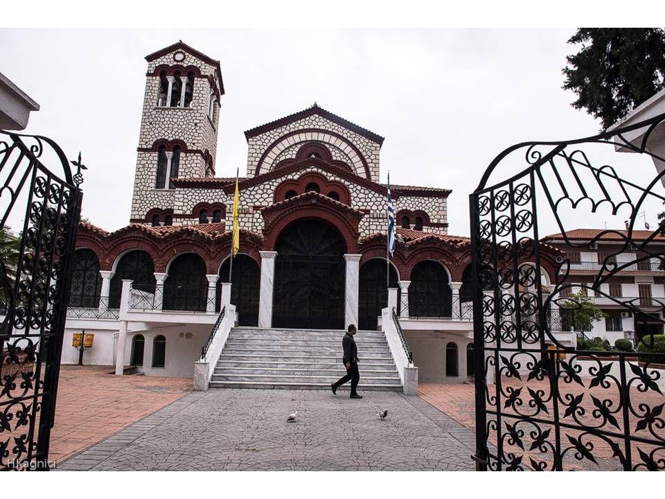 Seres'de Osmanlı dönemlerinden kalan tarihi camii.Müze olarak kullanılıyor.