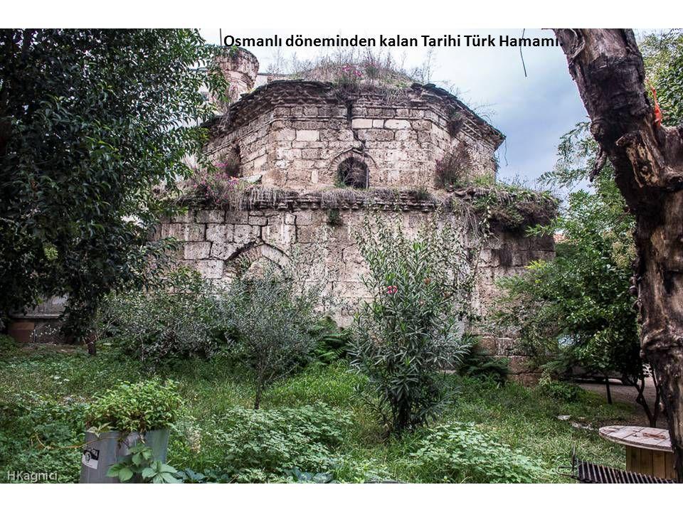 Gazi Evranos Paşa'nın evi ve bulunan mezar taşı.Bu ev müze olarak kullanılıyor.