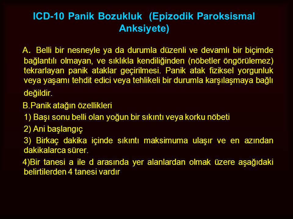 4/4/2015Hakan Türkçapar, 201024 Korku Heyecan OSS serotonin NorAdrenalin betares Benzodiazepin SSRI Betablokor
