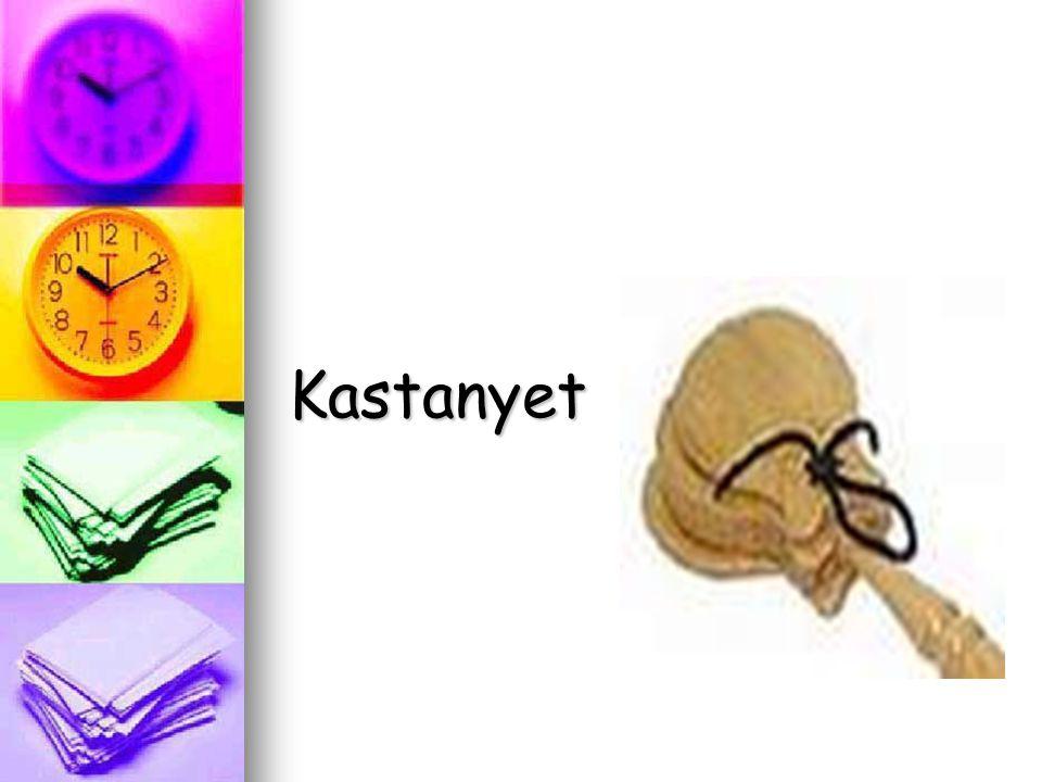 Kastanyet