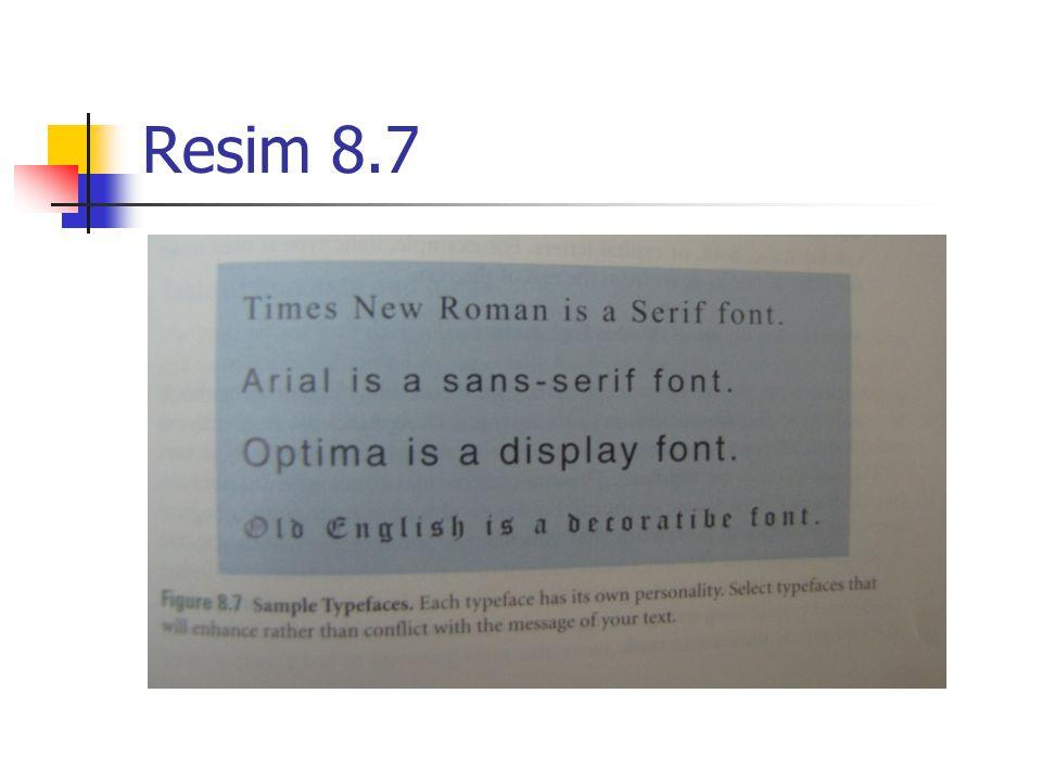 Resim 8.7