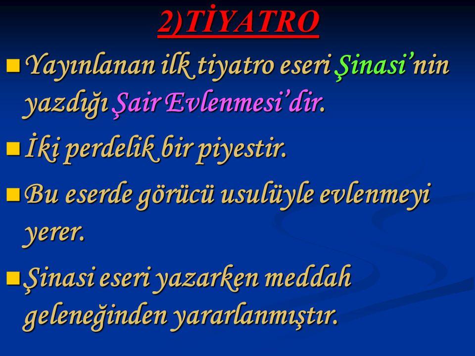 AHMET VEFİK PAŞA (1823_1891) *Milliyetçilik ve Türkçülük fikirlerinin savunucusudur.