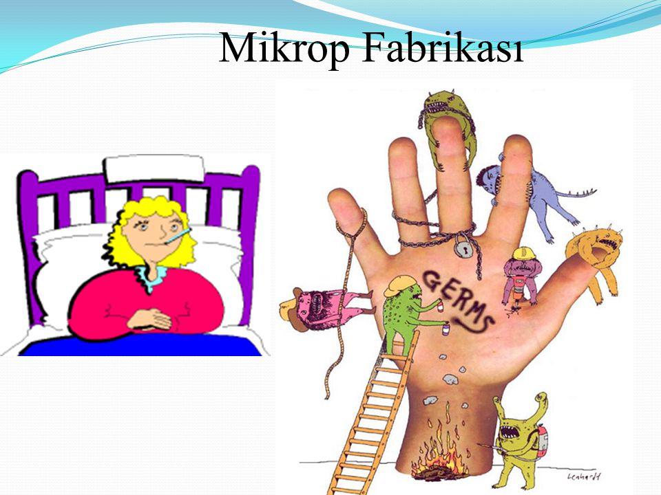 Mikrop Fabrikası