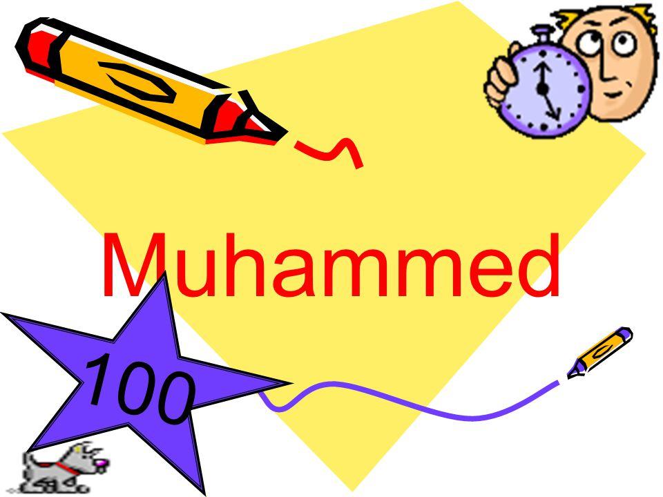 Muhammed 1 0 0