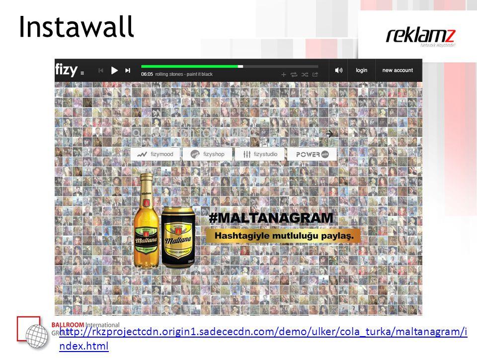 Instawall http://rkzprojectcdn.origin1.sadececdn.com/demo/ulker/cola_turka/maltanagram/i ndex.html