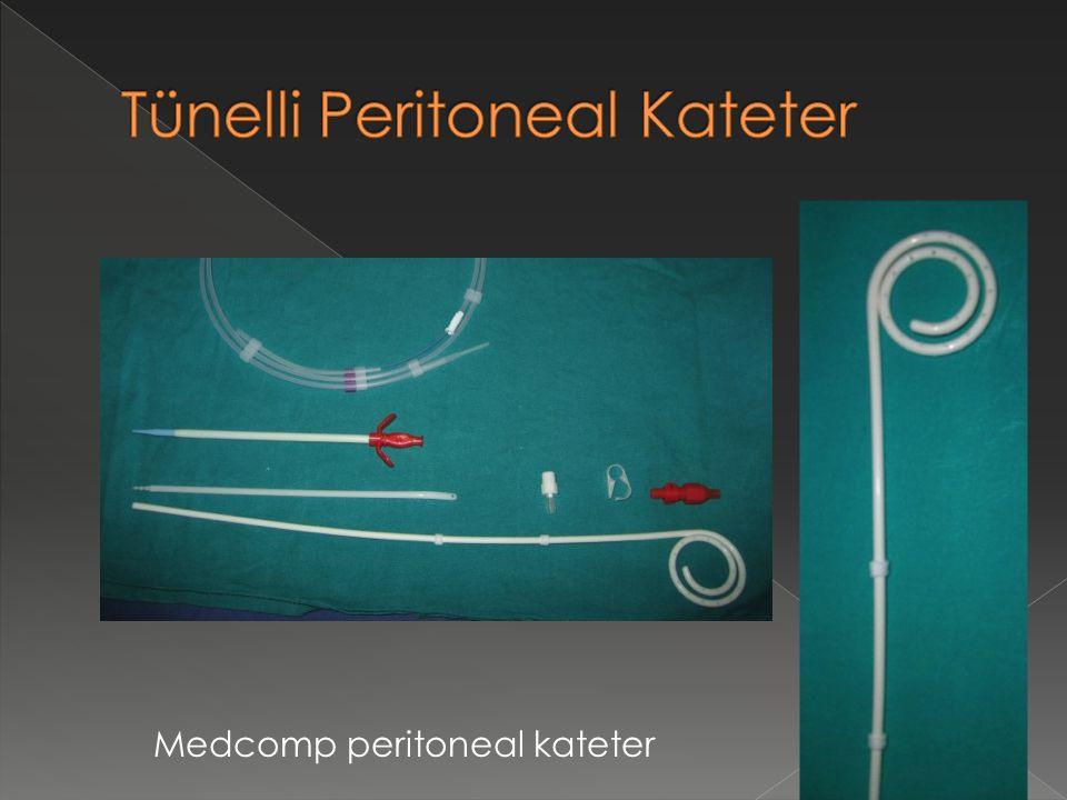 Medcomp peritoneal kateter