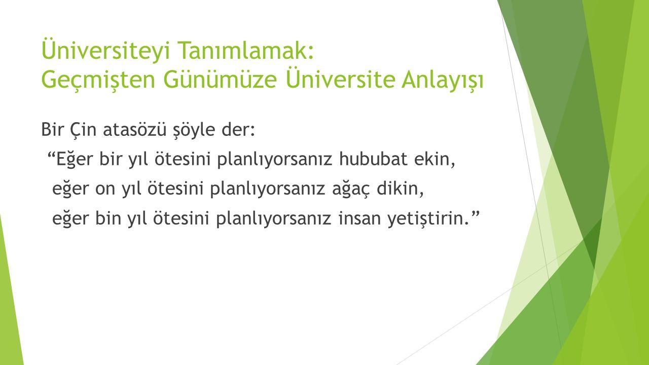 Girişimci Üniversite, Üniversite-Sanayi İşbirliği ve Yarattığı Katma Değer Alman iktisatçı J.