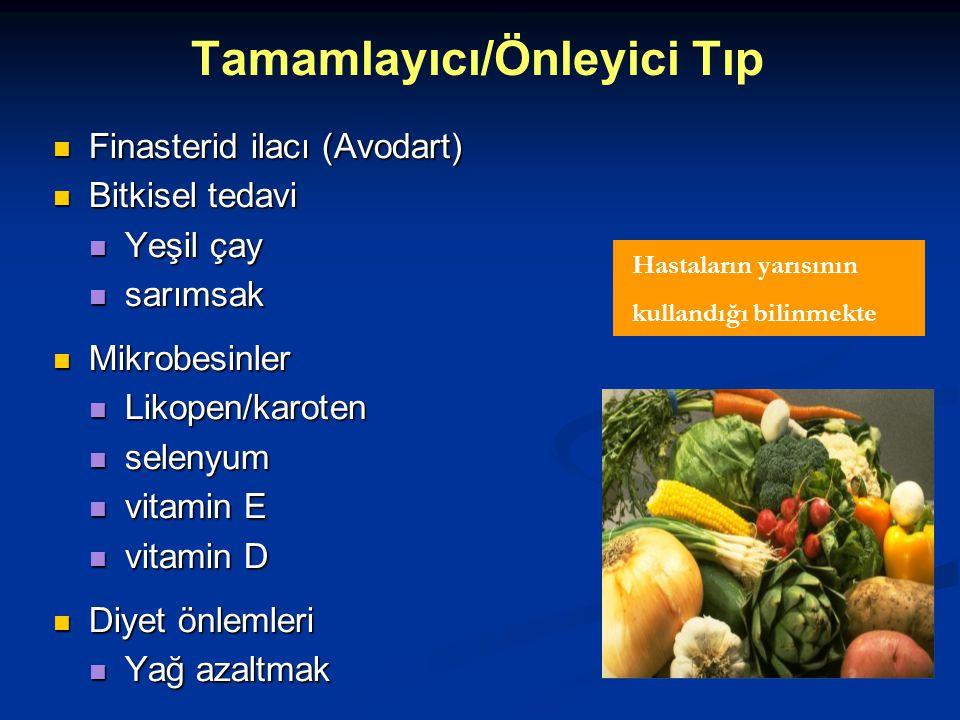Finasterid ilacı (Avodart) Finasterid ilacı (Avodart) Bitkisel tedavi Bitkisel tedavi Yeşil çay Yeşil çay sarımsak sarımsak Mikrobesinler Mikrobesinle
