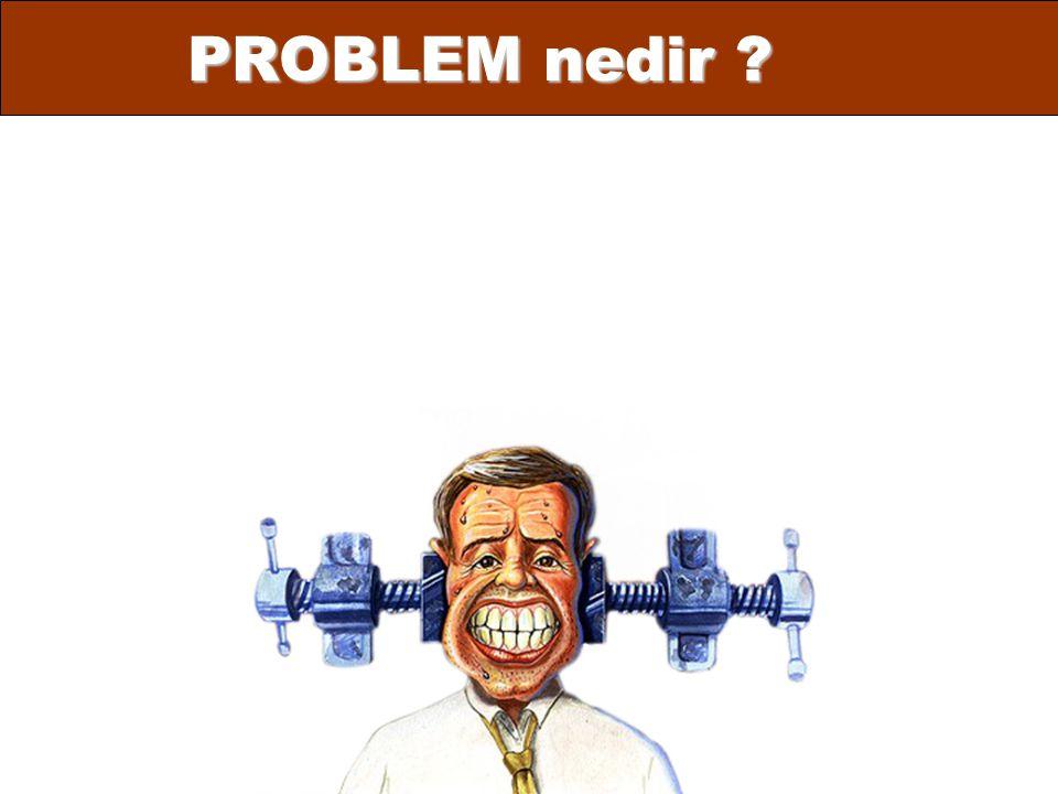 PROBLEM nedir ?