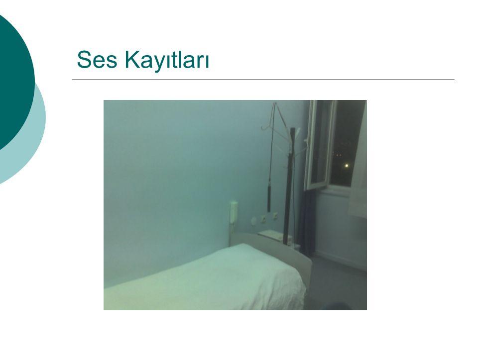 YÖNTEM  Hastalardan gece uykusu boyunca alınan ses kayıtları bölütlenerek sınıflandırılmıştır.