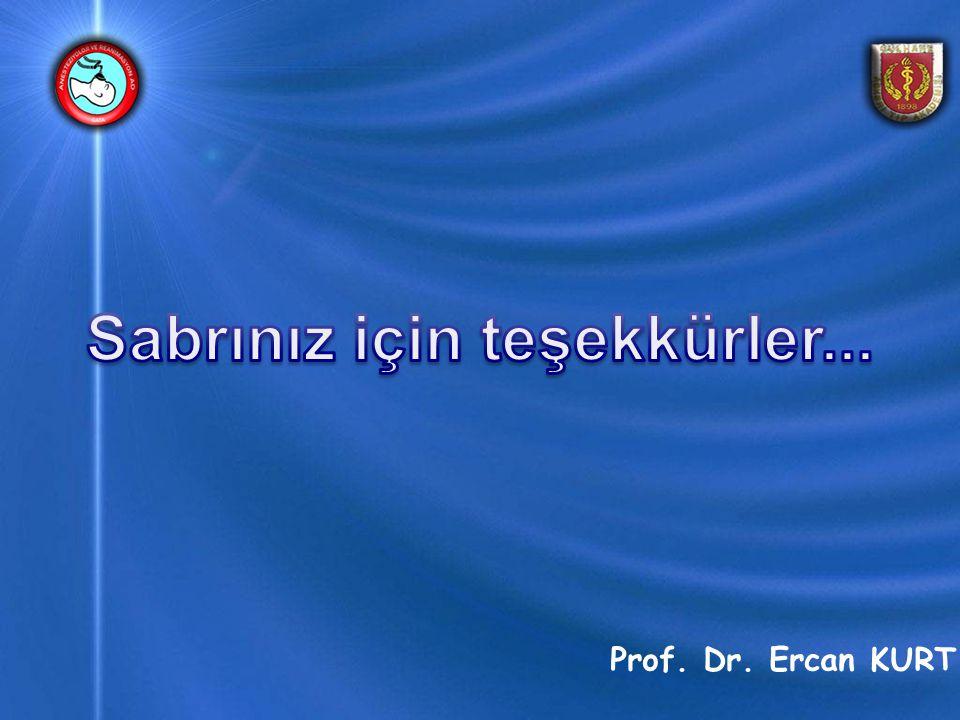 Prof. Dr. Ercan KURT
