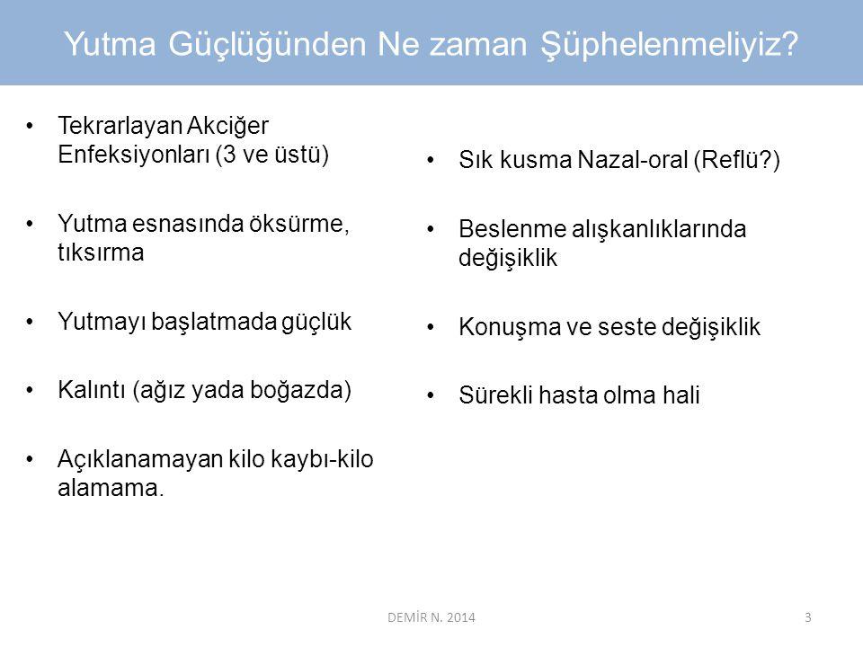 Servikal Oskültasyon DEMİR N. 201424
