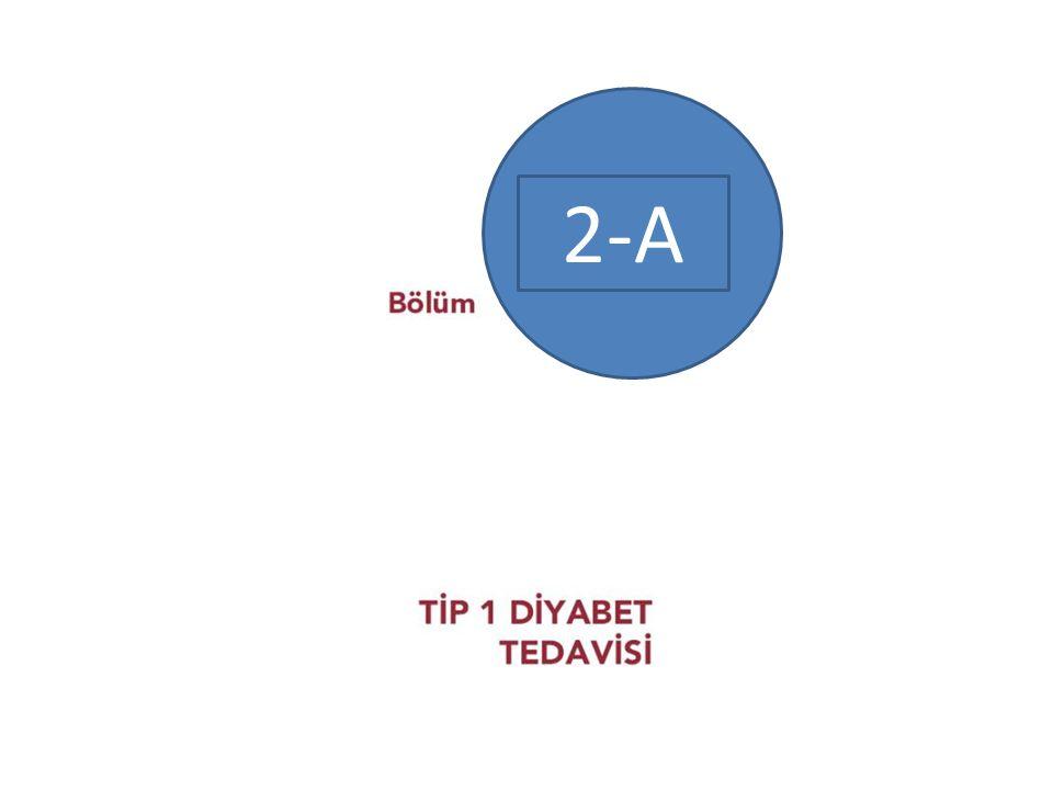 TİP 1 DİYABET TEDAVİSİ Tanım T1DM, otoimmün ya da diğer nedenlerle beta hücre harabiyetine bağlı olarak mutlak insülin yetmezliği sonucu ortaya çıkan klinik tablodu.