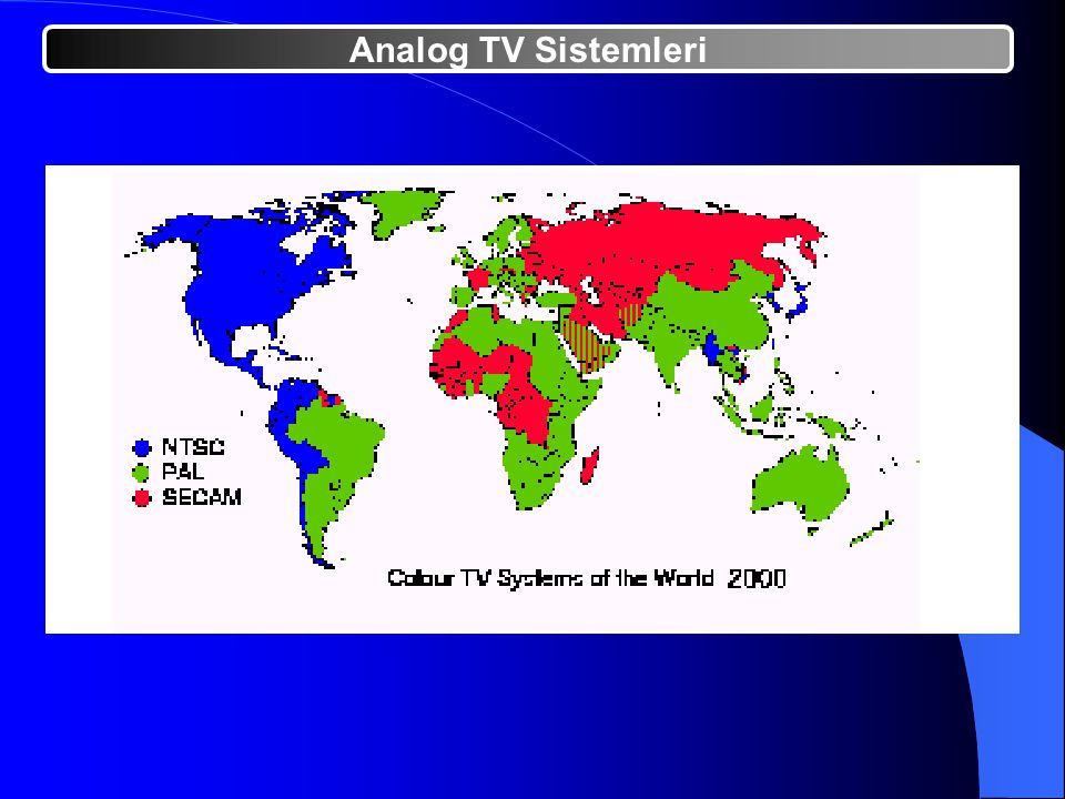 Analog TV Sistemleri