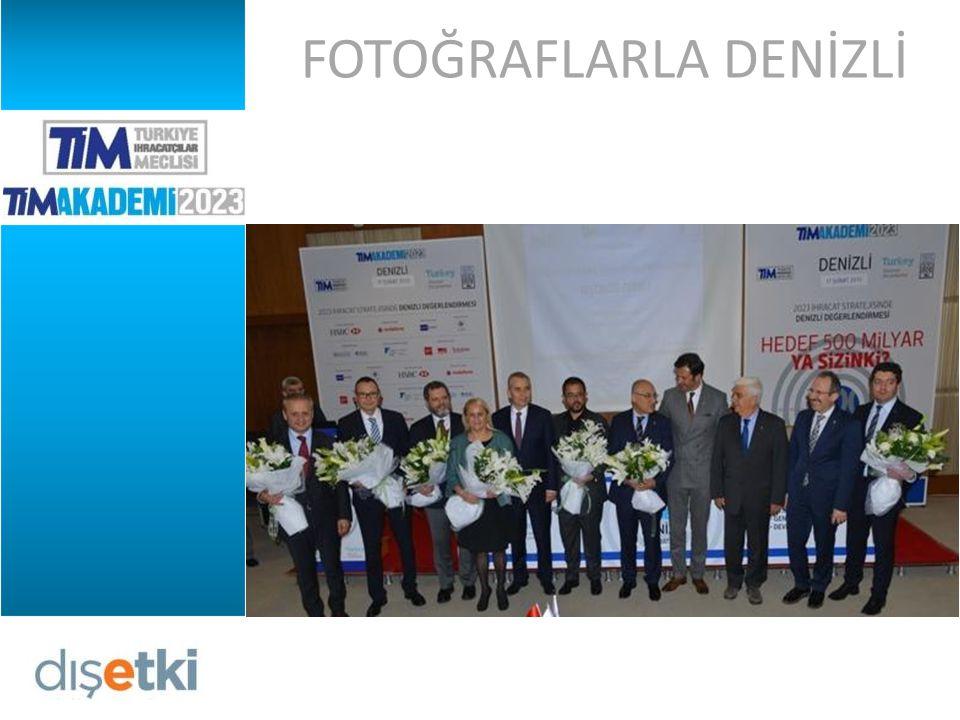 FOTOĞRAFLARLA DENİZLİ