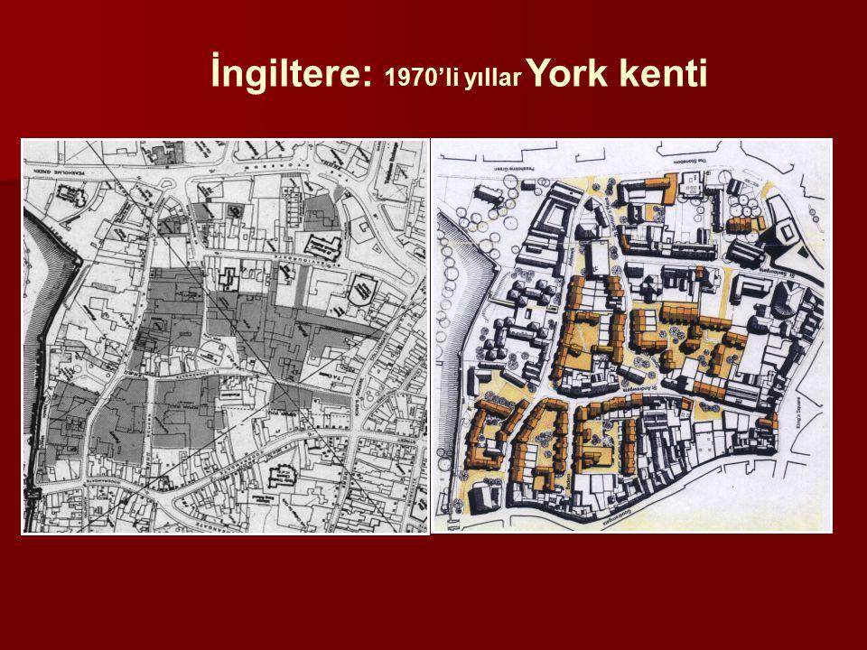 İngiltere: 1970'li yıllar York kenti