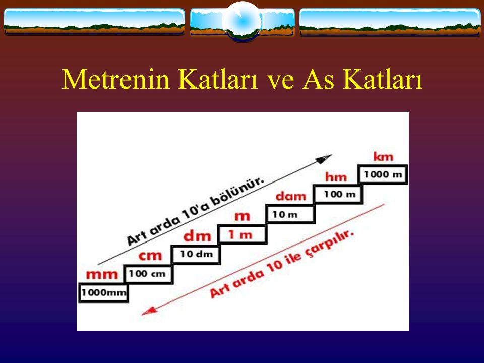 "Kilometre  1000 metre uzunluğa,1 kilometre denir. Kilometre kısaca""km""şeklinde gösterilir.  1 km=1000 m olur."