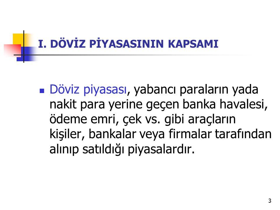 14 II.DÖVİZ KURU 2.
