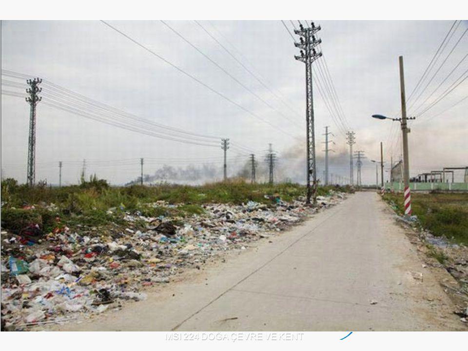Doğa, çevre ve kent KÜRESEL ISINMA