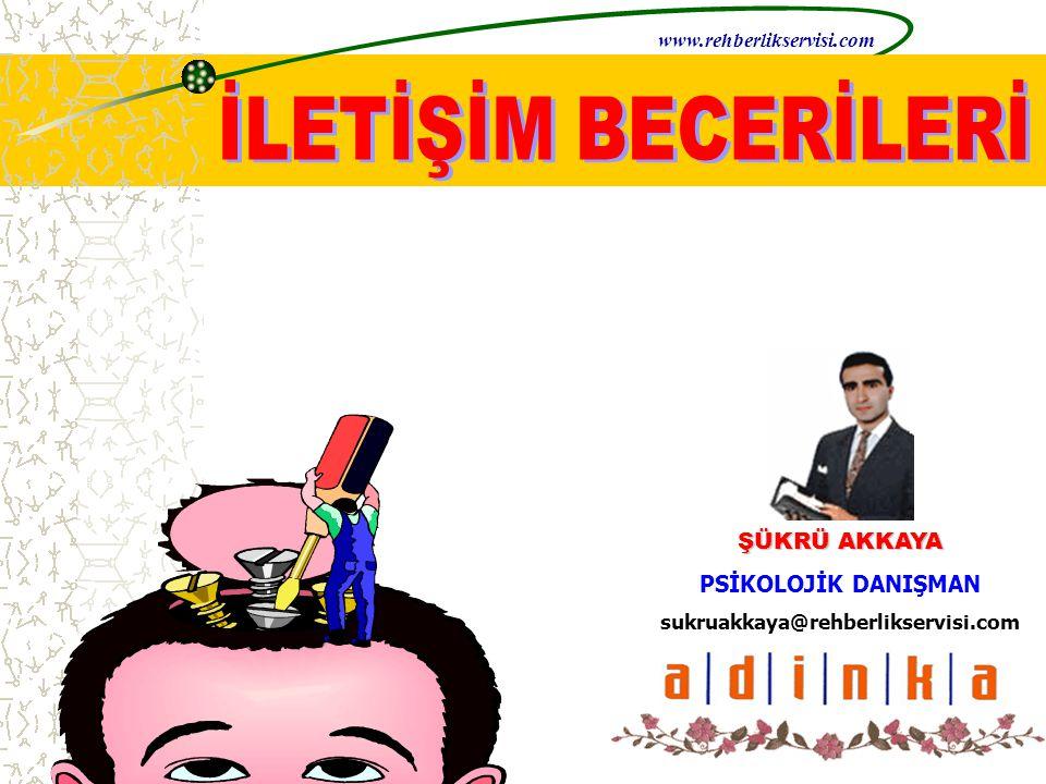 2 BAŞLARKEN… BAKIŞ AÇILARIMIZ En İyi Tamir Bakımdır. www.rehberlikservisi.com İletişim nedir.