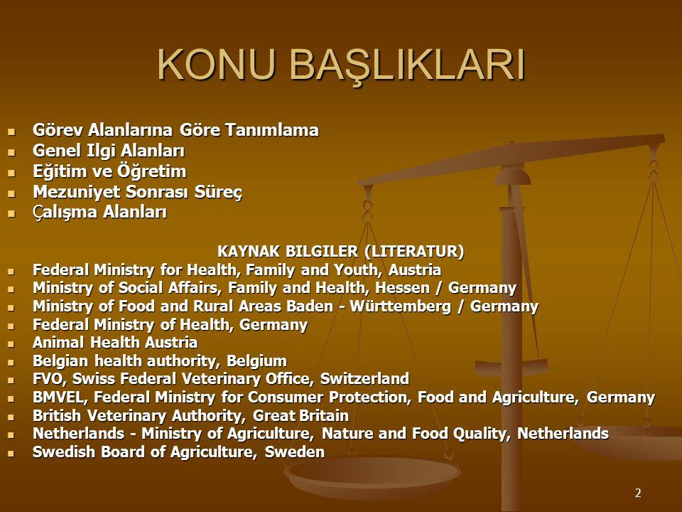 13 KAMU VETERINER HEKIMLIĞI Genel: Genel: Merkezi Veteriner Hekimlik Dairesi ve Bunlara Bağlı Yerel Birimler Şeklinde Yapılanmışlardır Merkezi Veteriner Hekimlik Dairesi ve Bunlara Bağlı Yerel Birimler Şeklinde Yapılanmışlardır Hayvan Sağlığı ve Hayvansal Gıdalardaki Güvenliğin En Yetkin ve Etkin Birimleridir Hayvan Sağlığı ve Hayvansal Gıdalardaki Güvenliğin En Yetkin ve Etkin Birimleridir Zoonos Hastalıklarla Mücadelede En Etkin ve Yetkin Muhataplardır (Kamu Sağlığı) Zoonos Hastalıklarla Mücadelede En Etkin ve Yetkin Muhataplardır (Kamu Sağlığı) Hayvan Koruma ve Hayvan Ilacları ile Ilgili En Etkin Yürütme Birimleridir Hayvan Koruma ve Hayvan Ilacları ile Ilgili En Etkin Yürütme Birimleridir Vb gibi… Vb gibi… Yapılanmalarına Göre Ikiye Ayrılırlar Yapılanmalarına Göre Ikiye Ayrılırlar Merkezi Veteriner Hekimlik Dairesi Merkezi Veteriner Hekimlik Dairesi Yerel Veteriner Hekimlik Birimleri (Daireleri) Yerel Veteriner Hekimlik Birimleri (Daireleri) Devlet Veteriner Hekimliği Devlet Veteriner Hekimliği Belediye Veteriner Hekimliği Belediye Veteriner Hekimliği