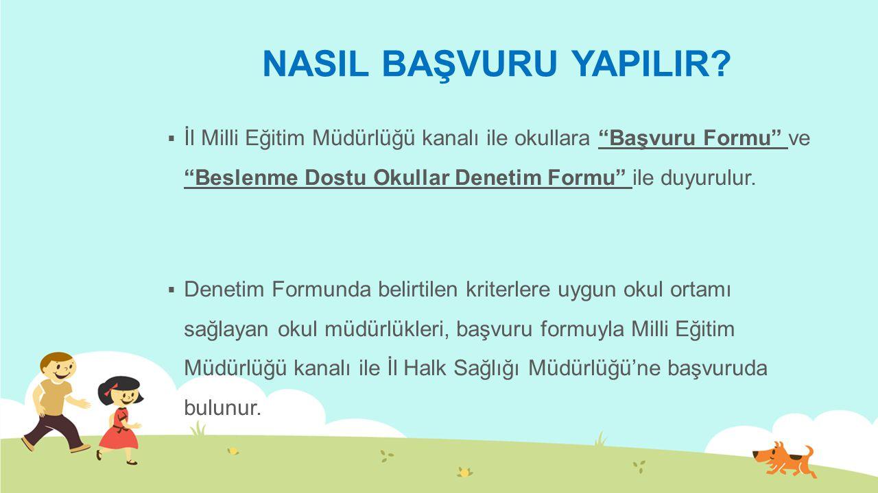 NASIL BAŞVURU YAPILIR.