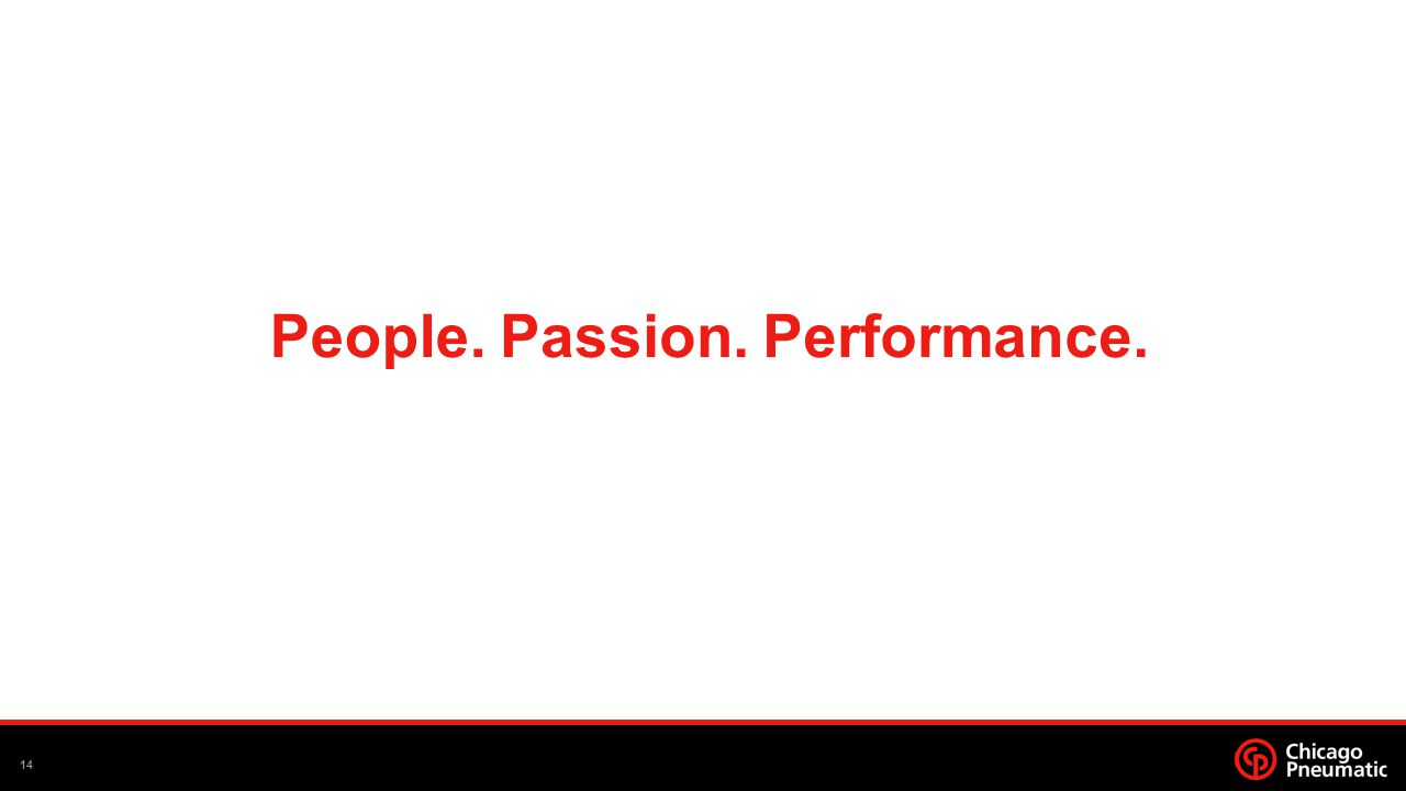 Performance.People.Passion. 14