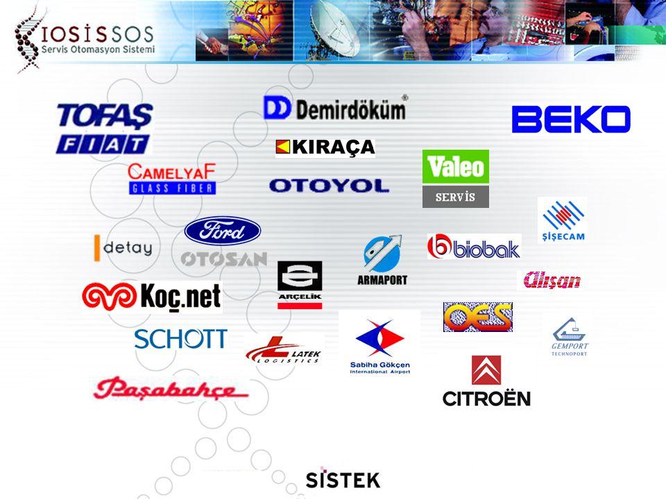 Servis Otomasyonu Uygulamalarının Tarihçesi Eski Tarz Entegre Olmayan Servis Otomasyonu Uygulaması Dağıtık Servis Otomasyonu Uygulaması Web Tabanlı Servis Uygulaması Eklentileriyle Web Tabanlı Servis Uygulaması