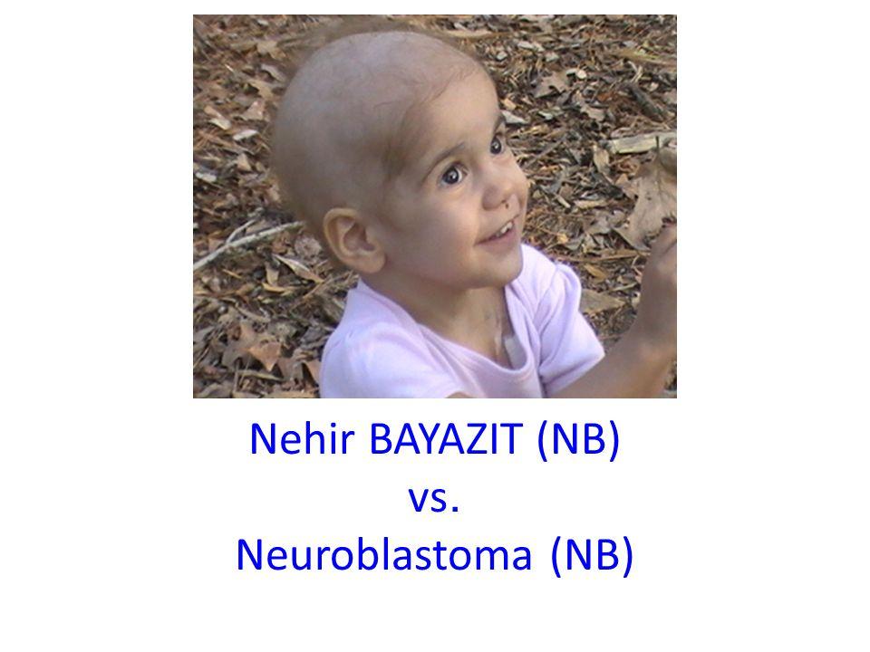 Neuroblastoma – Bir çocuk kanseri 12 ayrı kategoriye ayrılan 50 farklı çocuk kanseri.