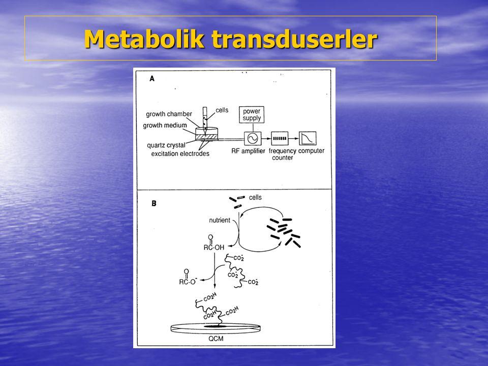 Metabolik transduserler