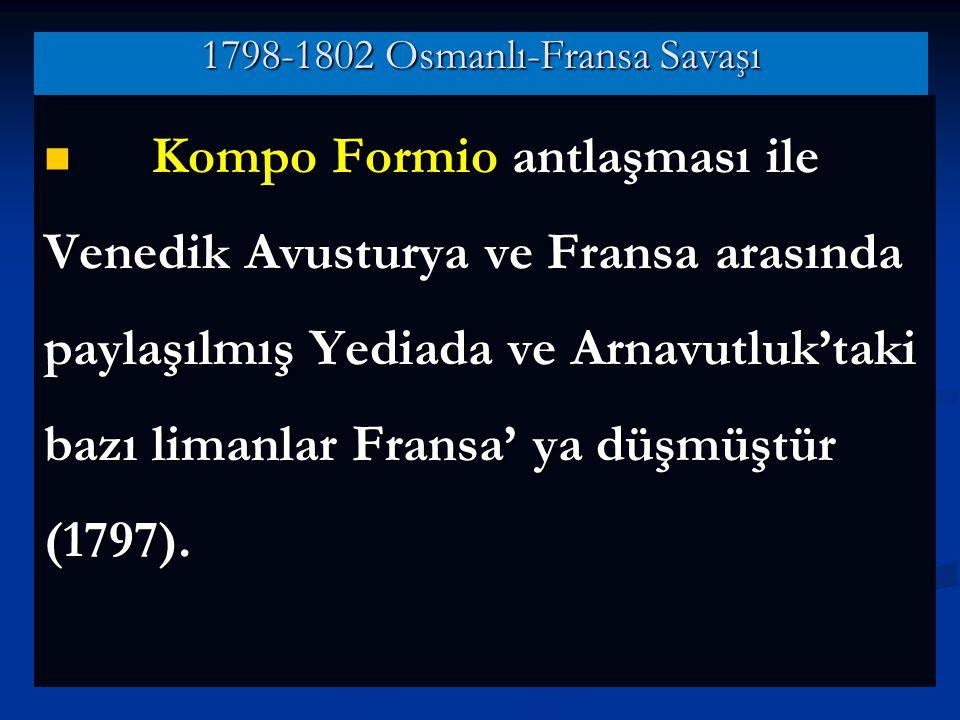 Yalnız kalan Rusya Osmanlı Devleti ile Yaş Antlaşmasını imzalamıştır. Bu antlaşma ile sınır Dinyester nehri sınır olmuş, Kırım'ın Rusya'ya ait olduğu