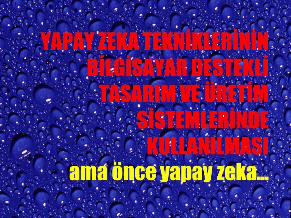 Konuşmacı Yrd. Doç. Dr. Türkay Dereli Gaziantep Üniversitesi Mühendislik Fakültesi Endüstri Mühendisliği Bölüm Başkanı Tarih 12 Mayıs 2000 Cuma 09:00