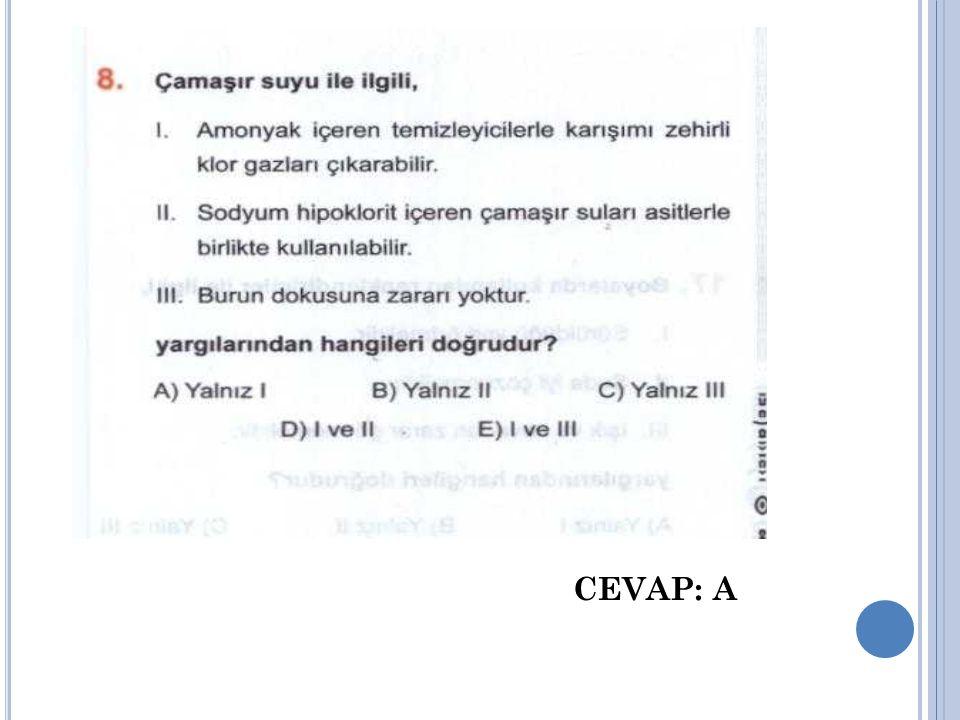 CEVAP: A