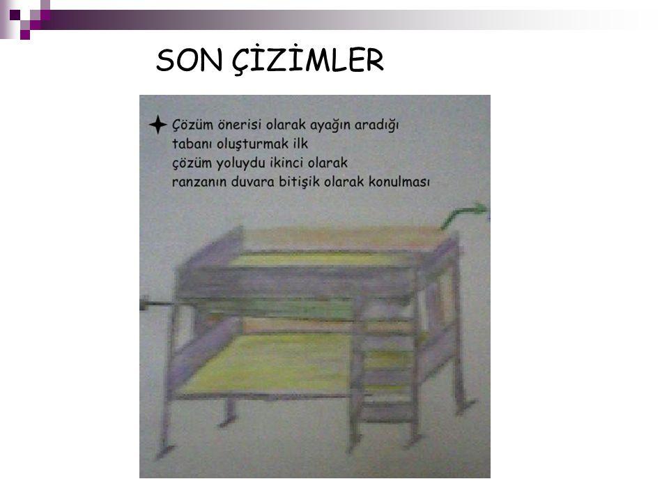 SON ÇİZİMLER