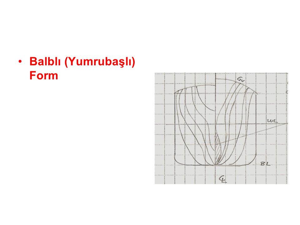 Balblı (Yumrubaşlı) Form