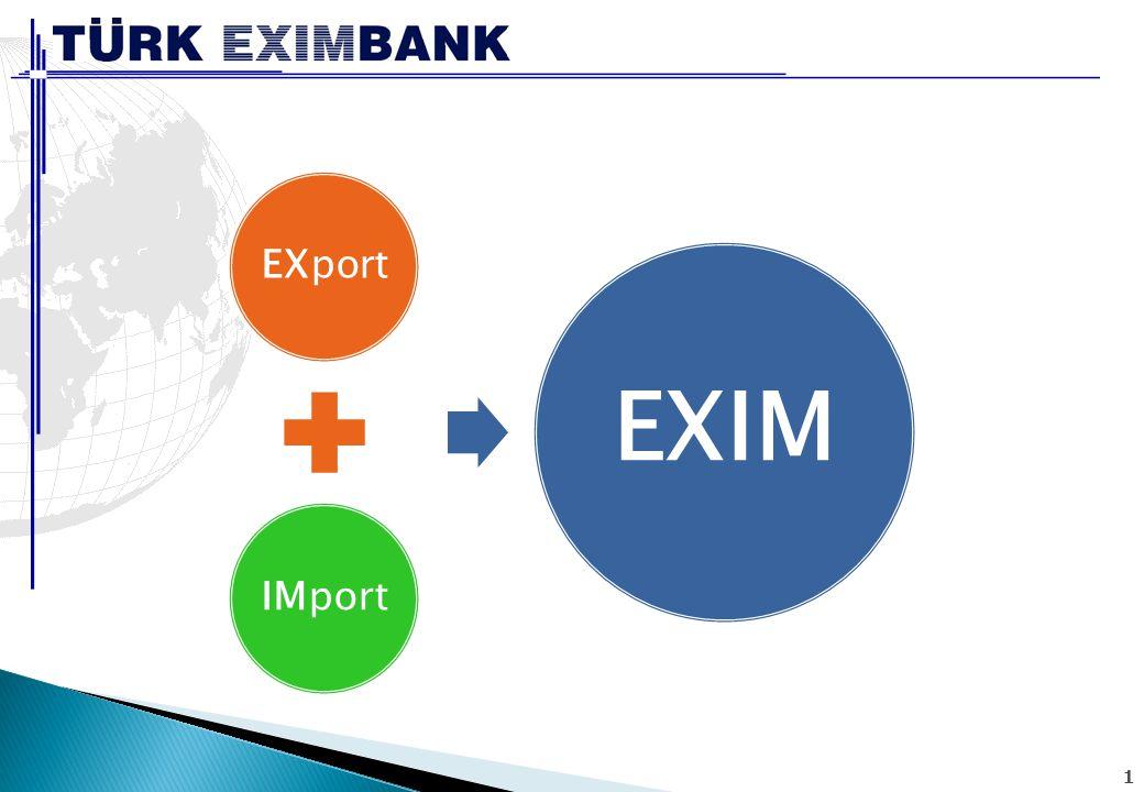 42 Program kapsamında, Türkiye'de yerleşik ihracata yönelik mal üreten firmaların Türk Eximbank'ın mevcut kredi programları çerçevesinde kredilendirilemeyen ancak Bankamızca uygun bulunan mal ve hizmet projelerine orta vadeli finansman imkanı sağlanmaktadır.