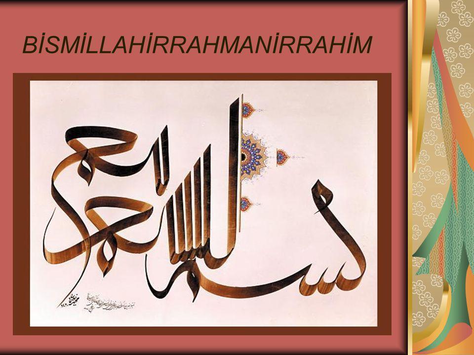 ISLAM'DA HOSGÖRÜ