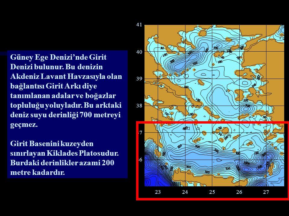 232425262728 36 37 Kithira Antikithira Kassos Karpathos Rhodes Crete Isl.