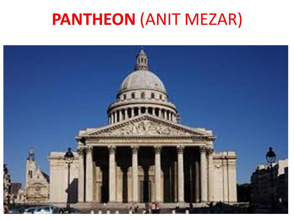 PANTHEON (ANIT MEZAR)