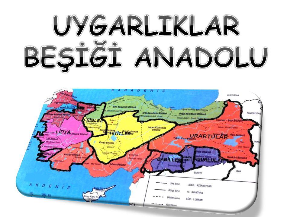 Sizce Anadolu'ya Uygarlıklar Beşiği denilmesinin sebebi nedir ?