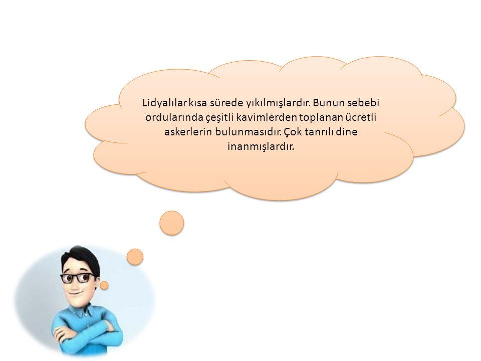 İ YONLAR İzmir körfezinden Güllük körfezine kadar olan bölgeye İyonya denirdi.