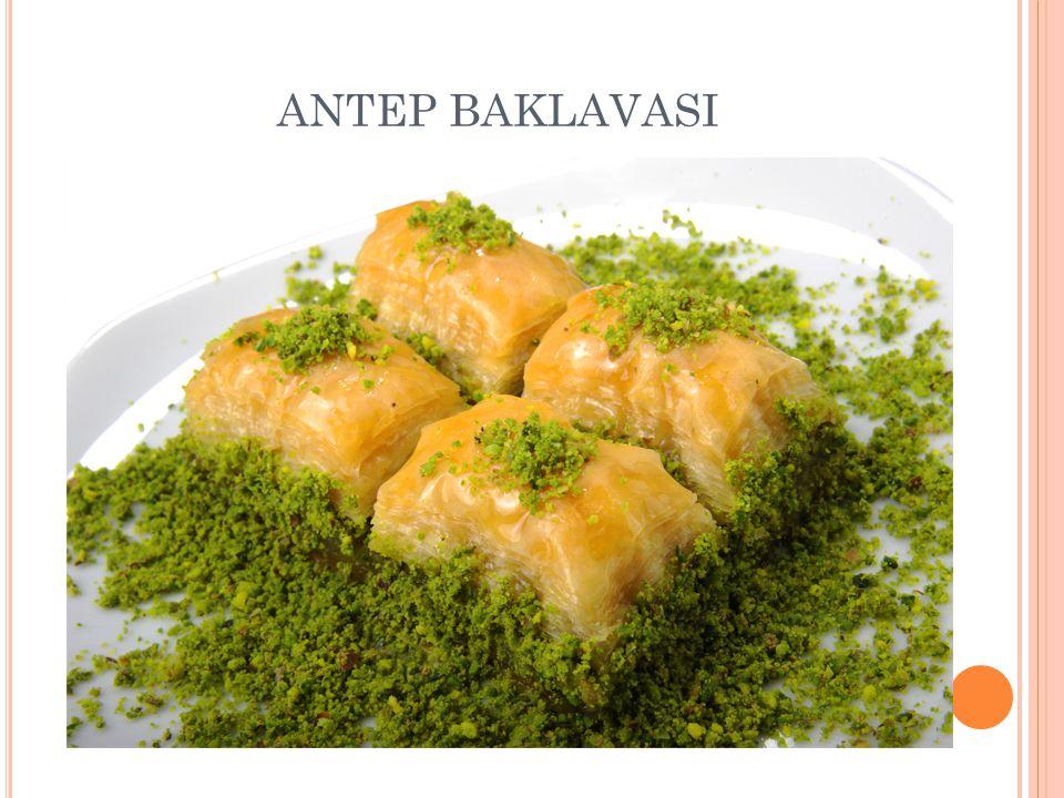 ANTEP BAKLAVASI