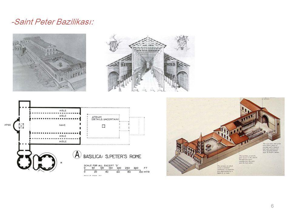 6 -Saint Peter Bazilikası: