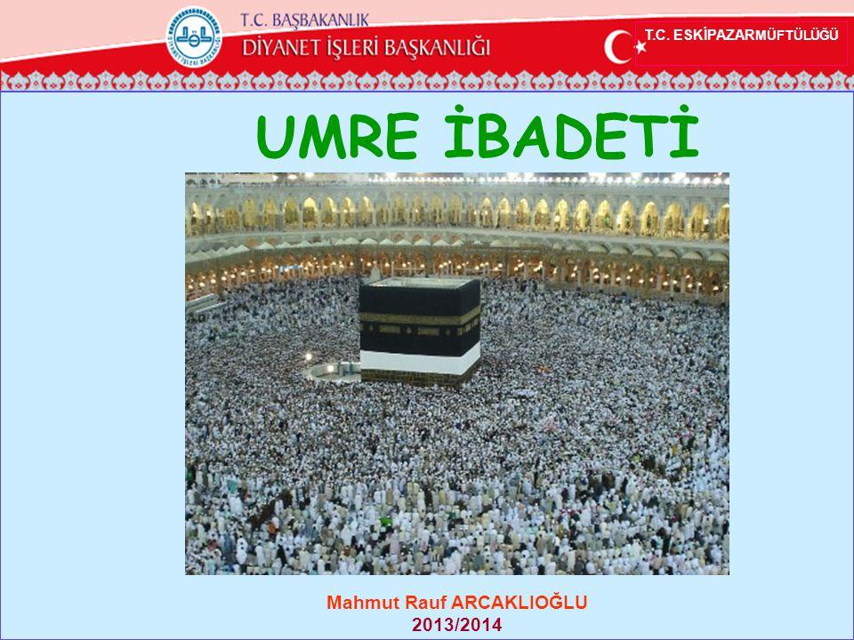 Ramazan Umresi ise Hz.Peygamber Efendimizin müjdesine mazhar olmuş bir ibadettir.